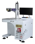 铝材阳极激光镭射打标机-格仕达
