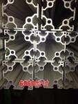 山西工业铝型材流水线型材