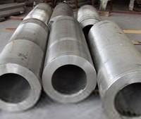 6061厚壁铝管 无缝铝管230*40