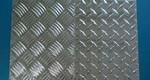 1060五条筋花纹铝板 5052花纹铝板