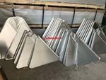 交通设施用铝槽 铝滑槽 标牌背槽