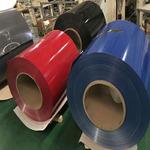 彩涂铝卷厂家提供铝镁锰彩色铝卷