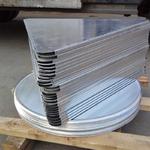 公路標牌鋁圓片及八角片鋁板加工
