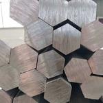 六角鋁棒定制加工各種直徑鋁棒