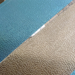 橘皮紋鋁卷貼膜桔皮壓紋鋁板