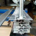 鋁滑槽廠家提供交通標牌鋁槽型材