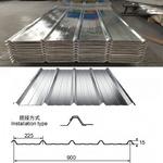 防腐保温专用铝合金压型板