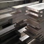 1060純鋁排及鋁棒批發導電鋁排