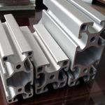 40120工業鋁型材擠壓支架鋁型材
