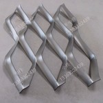 廠家專業定制氟碳噴涂裝飾鋁板網