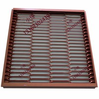 供應陽極氧化鋁板網氟碳噴涂鋁拉網
