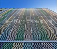 彩色陽極氧化鋁拉伸網