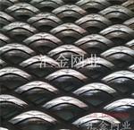 重型Q235钢板矿山防护平台钢板网