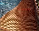 防腐蚀 耐脏 装饰铜板拉伸钢板网