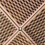 河北厂家幕墙铝板网 金属装饰网