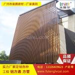 100*100铝方管规格  墙体铝方管装修