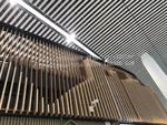 廠家定做鋁方管型材吊頂天花材料