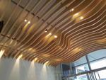 幕�晹Q頂造型鋁方通裝飾材料
