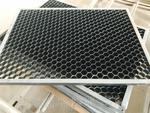 金属铝网格天花铝合金装饰网板材料