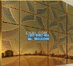 西蒙金属吊顶 冲孔铝板 铝蜂窝