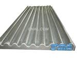 铝合金钢格栅 瓦楞天花板 滚涂铝扣板