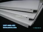 铝天花板喷砂机 滚涂铝扣板 氟碳铝蜂窝