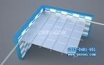 十大品牌鋁天花扣板 白色烤漆鋁扣板 跌級方板