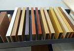 木纹铝方通厂家生产库存50x100
