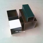 佛山定制生產古銅色鋁方管