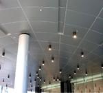 圆形/椭圆室内设计天花布置图