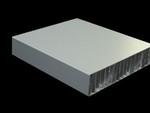 白色高光1100/1060铝蜂窝板材厂家直销