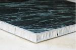 5005铝蜂窝石材复合板