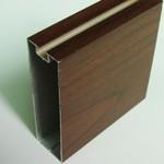 木纹铝方通型材_滴水铝型材