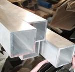 学校银行超厚定制图案60615050工业铝型材