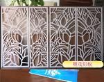 戶外幕墻銀行加油站門面招牌鋁板激光雕刻浮雕價格