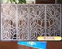 欄桿/扶手雕刻鋁板原理