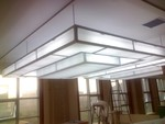 冲孔铝板吊顶板 勾搭铝单板