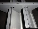 型材挤压空调出风口百叶窗价格