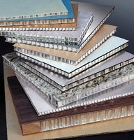 尺寸定制6係鋁鎂硅合金法國鈦鋅鋁蜂窩復合板