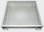 句容衝孔鋁板價格