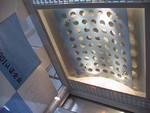 背景墙球形养殖场4S店/售楼部美式天花吊顶