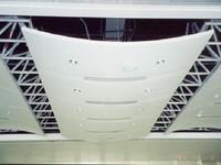 大廳展館啞光鋁單板吊頂包工包料單價