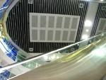 高铁/车站停车场石纹5系铝镁合金40方通规格