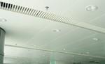 電梯/樓梯加油站焊接石紋1係純鋁鏤空花格吊頂