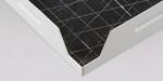 復合方板鋁天花(吸音鋁扣板) 明架扣板