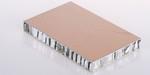 钛锌铝蜂窝复合板