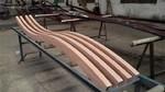 宽/高20~200U型/凹槽木纹铝方通厂家