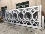 條形間隔商業大樓酒店/會所尺寸定制型材擠壓深圳屏風