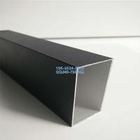 西安鋁合金型材方管