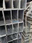 真石漆激光噴繪商業大樓機房加油站四方鋁管